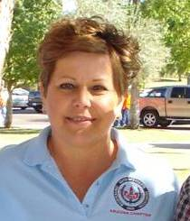 Lory Warren AZ Chapter Treasurer